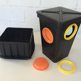 4-hole-distribution-box-riser-plug-seal