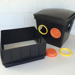 7-hole-distribution-box-riser-plug-seal